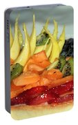 Fruit Tart Portable Battery Charger