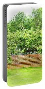 Fruit Trees Portable Battery Charger