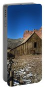 Fruita Horse Stable Capitol Reef National Park Utah Portable Battery Charger