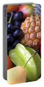 Fruits Portable Battery Charger
