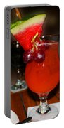 Fruity Coctail Portable Battery Charger