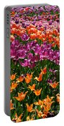 Fruity Tulips Portable Battery Charger