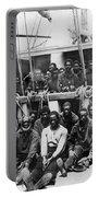 Fugitive Slaves, 1862 Portable Battery Charger