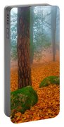 Full Of Autumn Portable Battery Charger