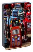 Fun Toy Robots Portable Battery Charger