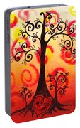 Fun Tree Of Life Impression Vi Portable Battery Charger