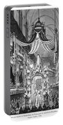 Funeral Dauphine, 1746 Portable Battery Charger