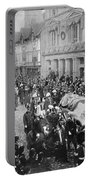 Funeral Of Queen Victoria Portable Battery Charger