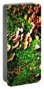 Fungus Among Us Portable Battery Charger