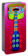 Funkadelic Guitar Portable Battery Charger