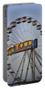 Funtown Ferris Wheel Portable Battery Charger