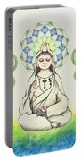Fureai Quan Yin In Kyoto Portable Battery Charger
