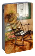 Furniture - Chair - The Rocking Chair Portable Battery Charger