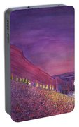 Furthur Red Rocks Equinox Portable Battery Charger