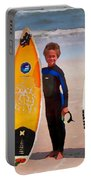Future Surfing Champs Portable Battery Charger