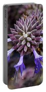 Fuzzy Purple 2 Portable Battery Charger