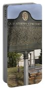 Ga-029-101 Old Athens Cemetery Portable Battery Charger