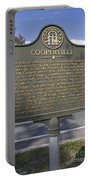 Ga-124-13 Cooperville Portable Battery Charger by Jason O Watson