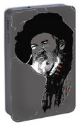 Gabby Hayes #3 1945-2013 Portable Battery Charger