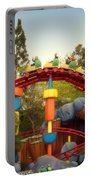 Gadget Go Coaster Disneyland Toontown Portable Battery Charger