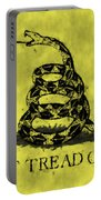 Gadsden Flag - Dont Tread On Me Portable Battery Charger
