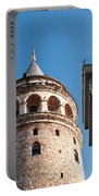 Galata Tower 03 Portable Battery Charger