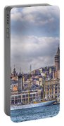 Galata Tower Istanbul Portable Battery Charger