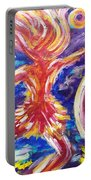 Galaxy Dancer Portable Battery Charger