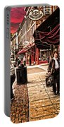 Galena Illinois Happy Shopper Portable Battery Charger