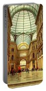Galleria Umberto I  Naples Italy Portable Battery Charger