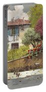 Galline Portable Battery Charger by Guido Borelli
