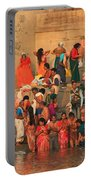 Ganges Pilgrims Portable Battery Charger