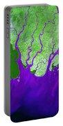 Ganges River Delta Portable Battery Charger