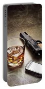 Gangster Gear Portable Battery Charger by Carlos Caetano