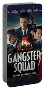 Gangster Squad Portable Battery Charger