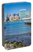 Gantry Plaza State Park Portable Battery Charger