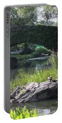 Gapstow Bridge - Nyc Portable Battery Charger