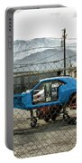 Garage Days Palm Springs Portable Battery Charger