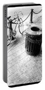 Garbage Bike  Portable Battery Charger