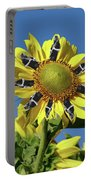 Garciacat Sunflower Portable Battery Charger