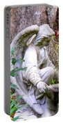 Garden Angel Statue Portable Battery Charger