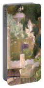 Garden At The Sorolla House Portable Battery Charger