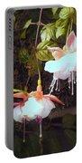 Garden Ballerinas Portable Battery Charger