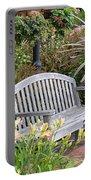 Garden Benches 3 Portable Battery Charger