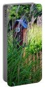 Garden Birdhouse Portable Battery Charger