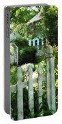 Garden Gate Portable Battery Charger