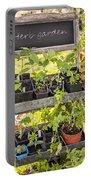 Garden Herb Nursery Portable Battery Charger
