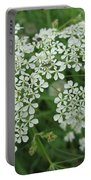 Garden Lace Portable Battery Charger