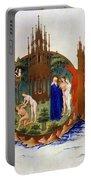 Garden Of Eden: Adam & Eve Portable Battery Charger