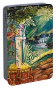 Garden Of Serenity Beyond Portable Battery Charger